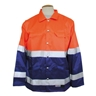 17170-000 - Thor Arbeitsjacke, orange/blau (20)   (-)