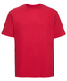19900-000 - R-180M-CR Russell Classic T-Shirt, rot