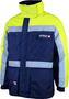 21450-000 - Goldfreeze Kühlhausjacke Hi-Glo/Navy